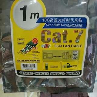Cat 7 Lan Cable 10GB PER SECOND