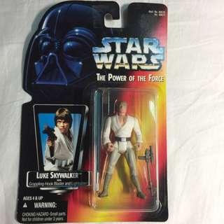 Star Wars Episode IV: Luke Skywalker action figure