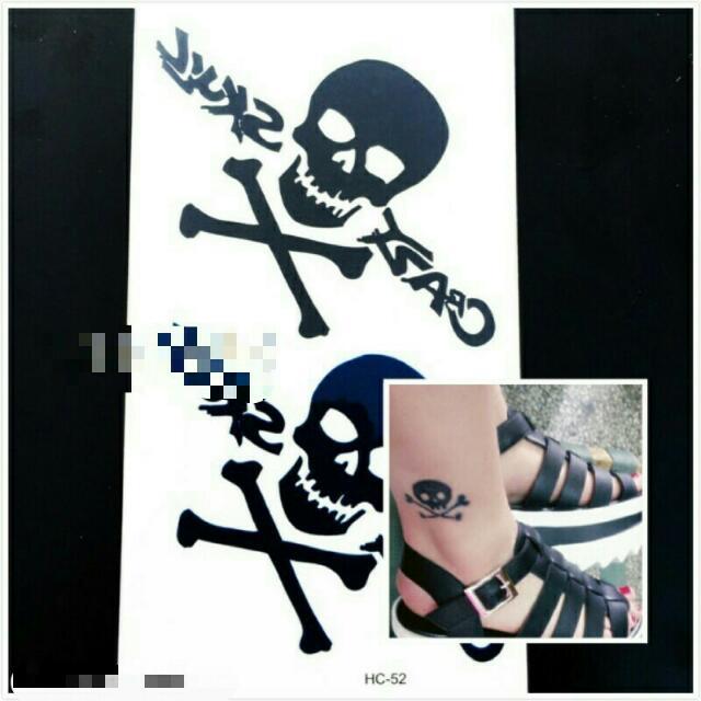 紋身貼紙4