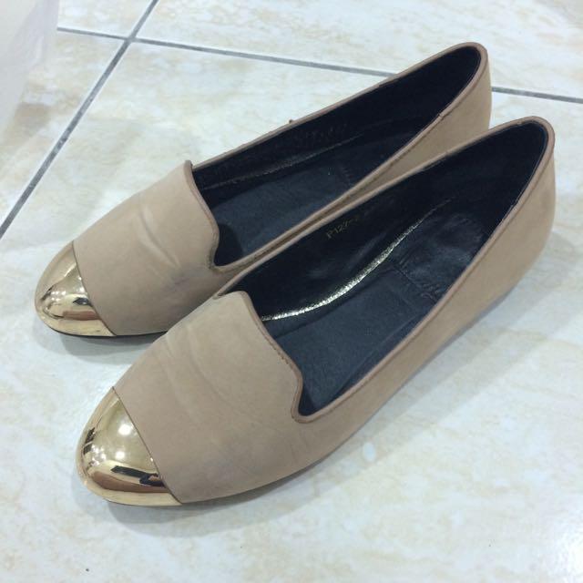 (8成新)gracegift 平底鞋 23.5號