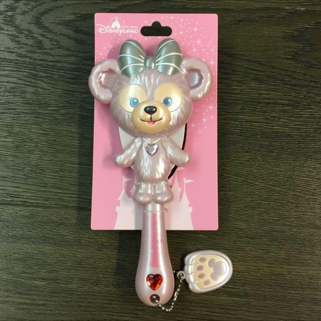 香港迪士尼代購-雪莉美梳子現貨