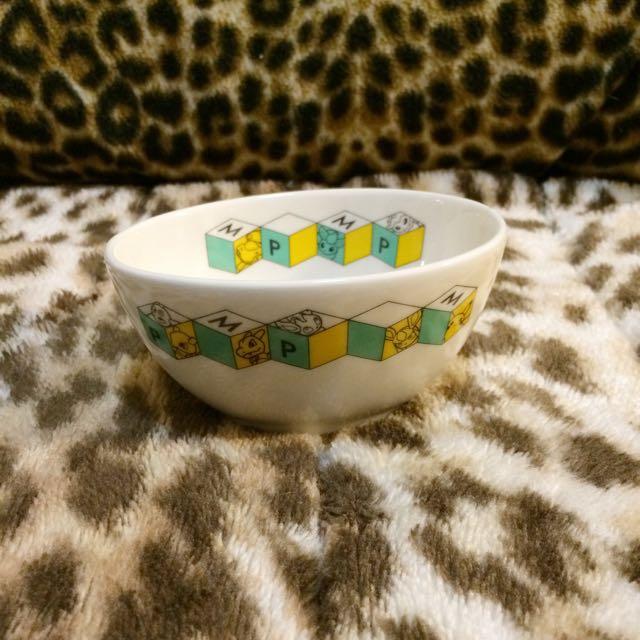 神奇寶貝—皮卡丘瓷碗