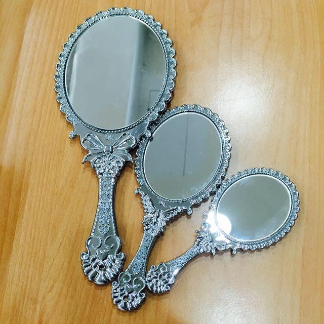氣質典雅折疊鏡