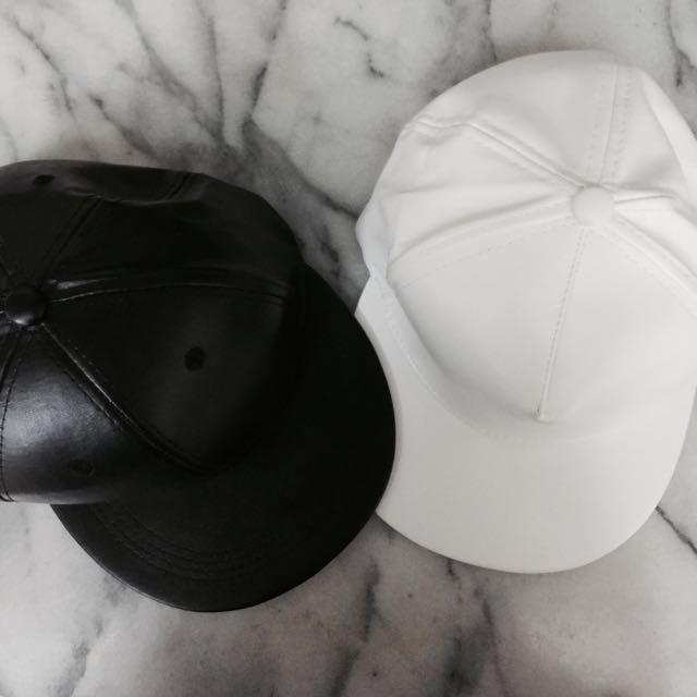 黑白版帽(男女皆可戴)
