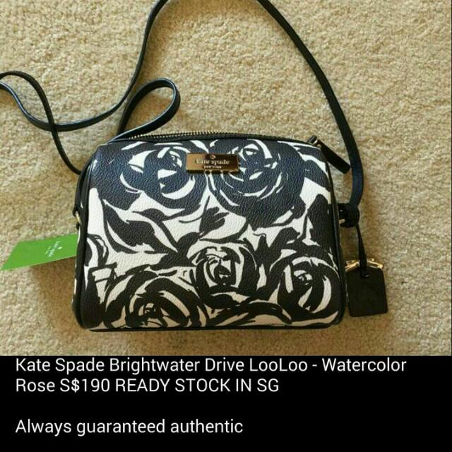 BN Kate Spade Small Sling Bag