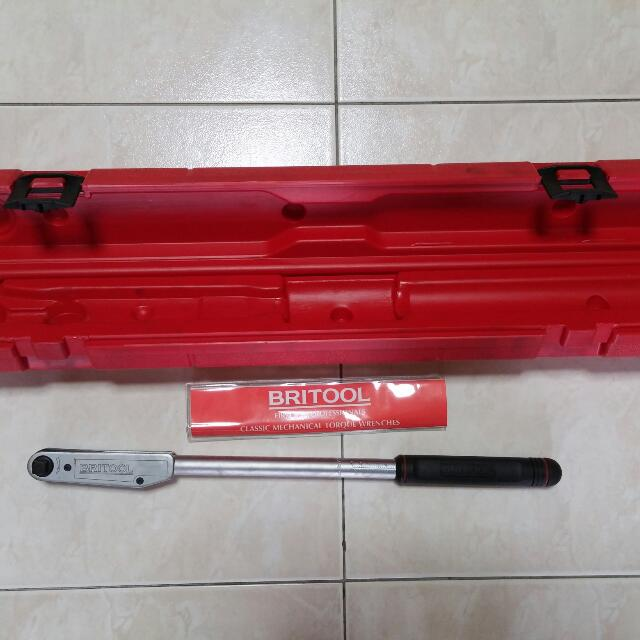 Britool Professional Torque Wrench
