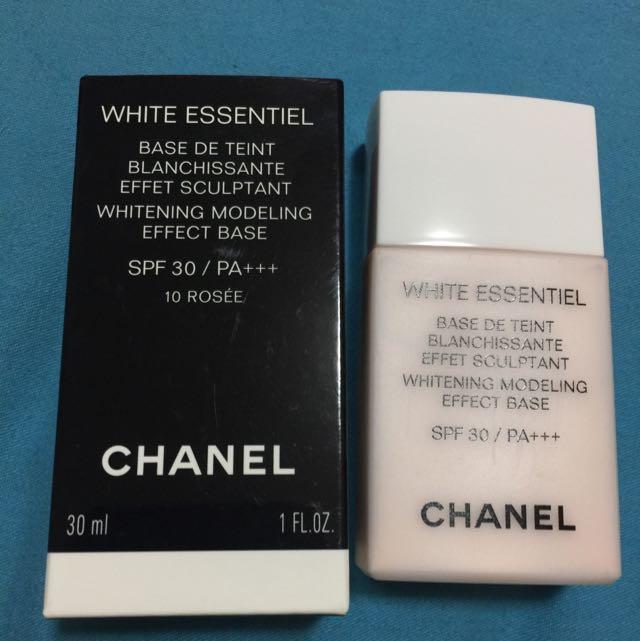 CHANEL 防護妝前乳