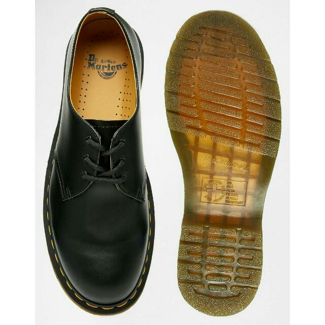 【保留】Dr.Martens 1461 smooth 硬皮 UK5