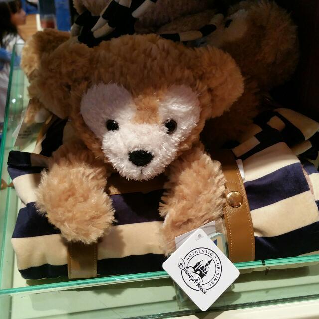 Duffy毛毯