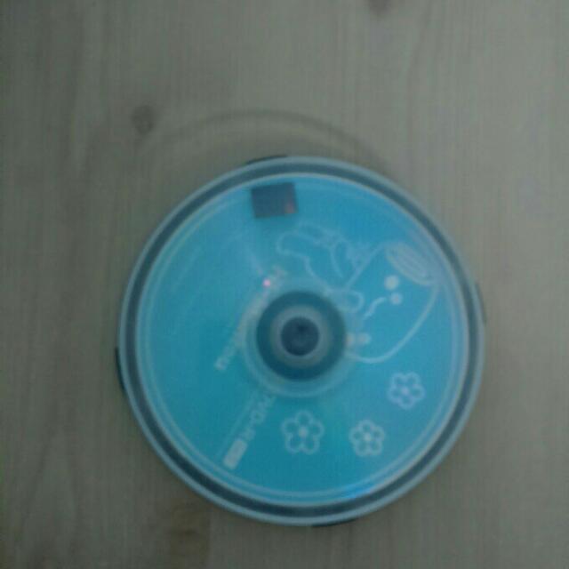 空白DVD