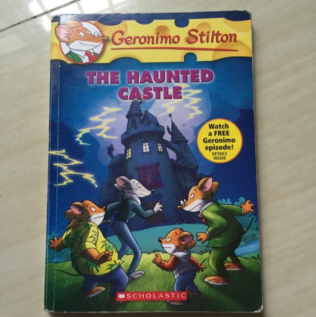 Geronimo Stilton The Haunted Castle