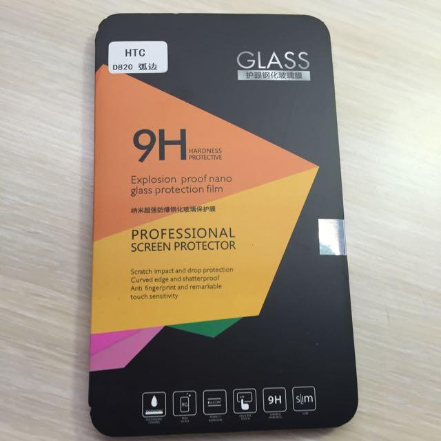 HTC Desire820 奈米超強防爆鋼化玻璃膜