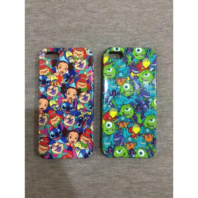 iphone5 /5s迪士尼正品iphone手機殼