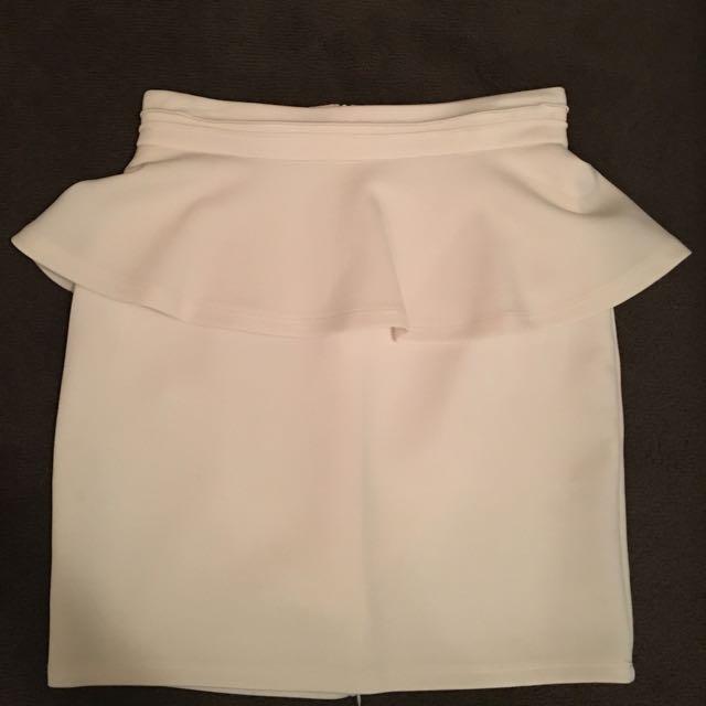 Kim K Inspired Skirt