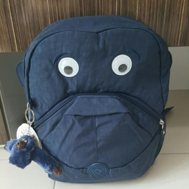 337a96ceb74 Kipling Style Inspired Children Kids Backpack Bag Monkey New Tag ...