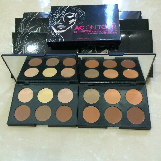 READY STOCK Australis Powder Contour Kit