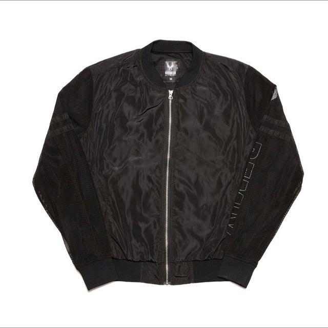 Remix X Marlin Jacket 黑