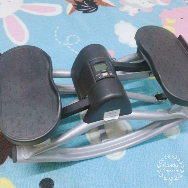 二手//【SAN SPORTS】U型左右踏步機/平衡階梯踏板/全能活氧美腿機