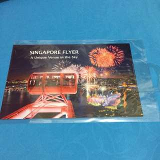 Singapore Post Card