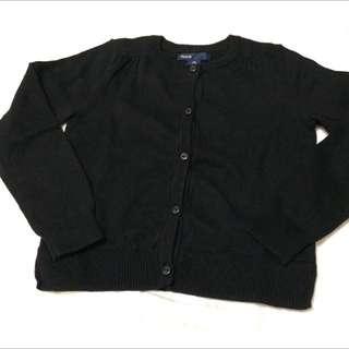 Gap黑色針織外套