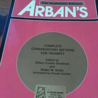 Arbans Trumpet Book