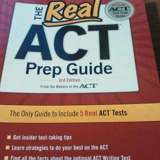 Act Prep Guide