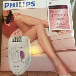 Brand New Philips Epilator HP-6400