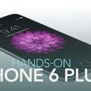 USED I PHONE 6PLUS 64GB GREY