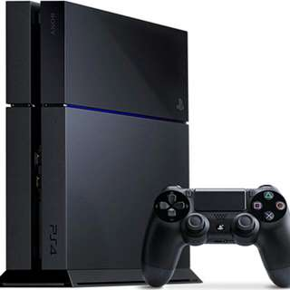 (3 Day Old ) PS4 -New Model