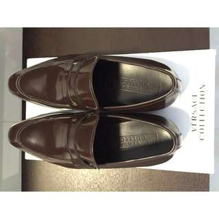Versace Collection Leather shoes (European size 41)