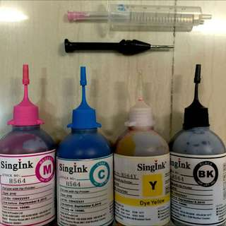 Good Quality Refillable Ink At $10