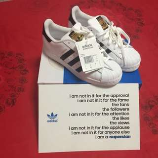 Adidas Superstar Originals (pending)