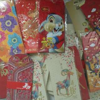 Assorted Red Packet  (Ang Pow)