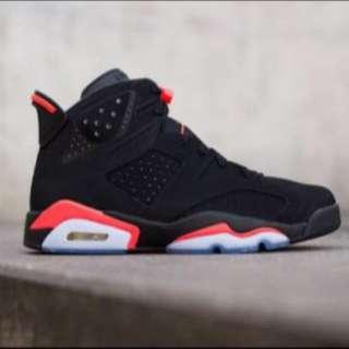 徵求 Nike Air Jordan 6代 大魔王