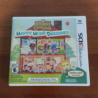 *RESERVED* Nintendo 3DS : Animal Crossing - Happy Home Designer