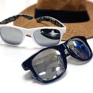 Shadow X Squad X Cool 三方聯名太陽眼鏡