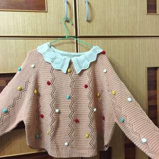 東京著衣 毛球上衣