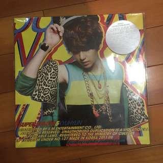Super Junior Mr. Simple 圭賢封面