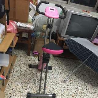 tokuyo巧折健身車