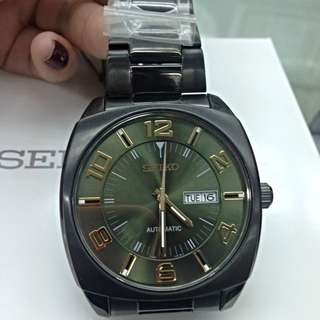 Seiko Retro Classic Automatic Watch SNKN35K1
