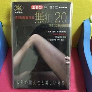 ⚜(含運)超薄黑色透膚絲襪⚜