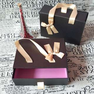 Pull Out Gift Box (brown)