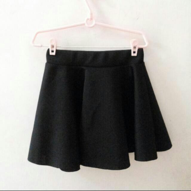 黑色短裙 免運