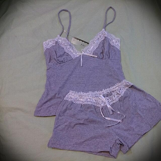 純棉兩件式睡衣