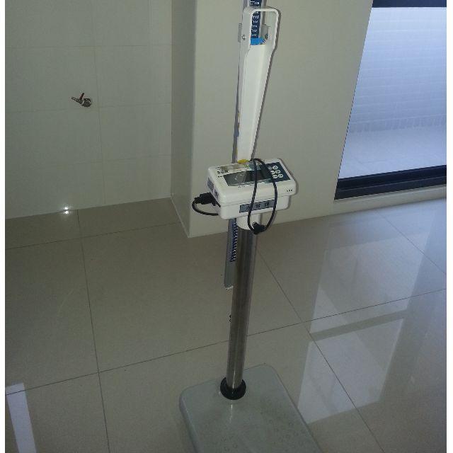 電子身高體重秤