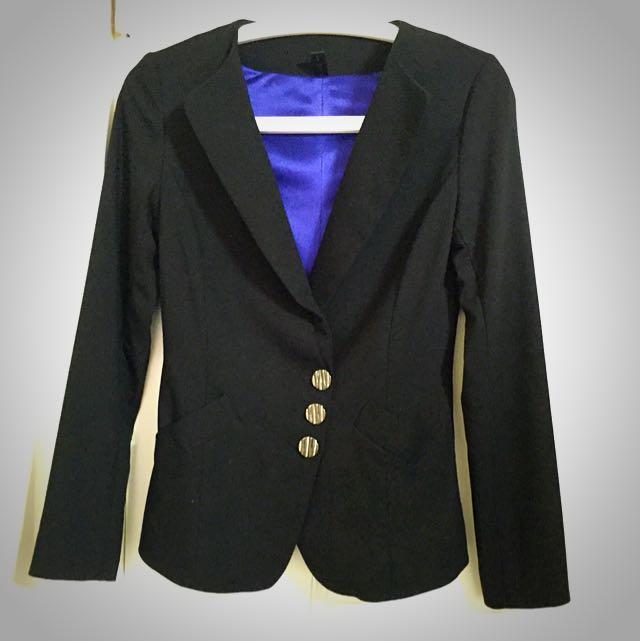 歐美風西裝外套