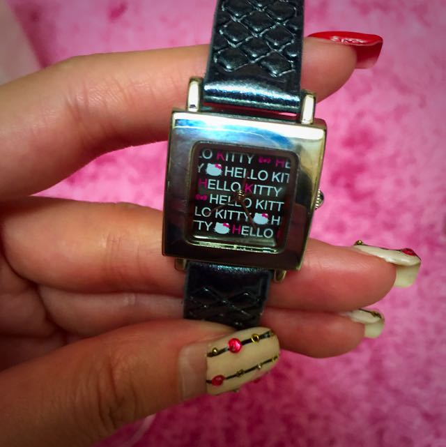 日本🇯🇵正版 Kitty錶