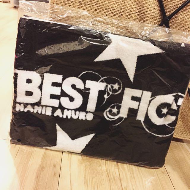 |安室奈美惠 Namie Amuro|Best Fiction Tour 2009 毛巾