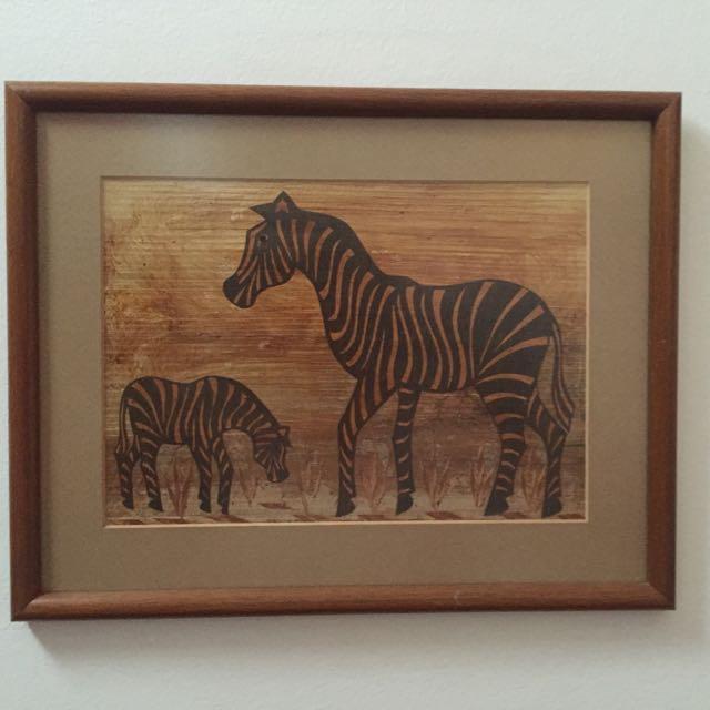 African Paintings (2)