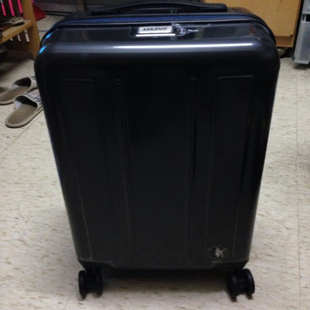 BMW原廠登機箱 行李箱 旅行箱 bmw 20吋˙